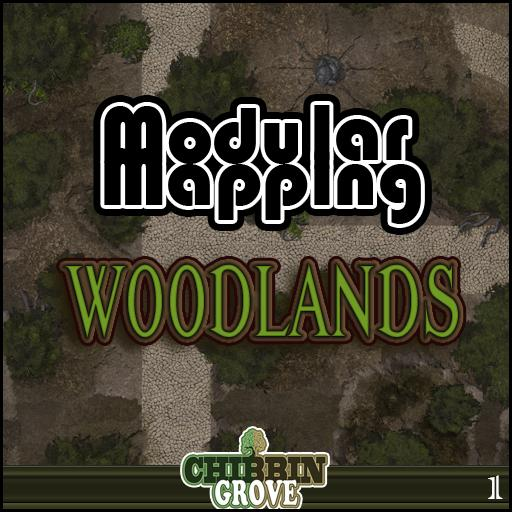 Chibbin Grove Modular Mapping Woodlands 1