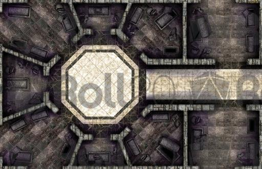 Arcknight Maps The Grand Cathedral Roll20 Marketplace