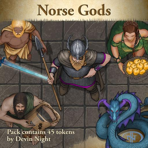 97 - Norse Gods