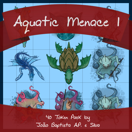 Aquatic Menace 1