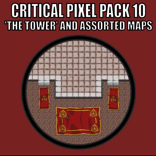 Critical Pixel Pack 10