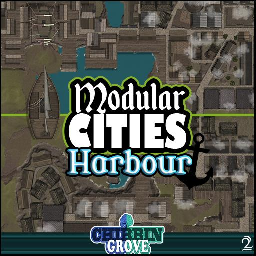 Chibbin Grove Modular Mapping Cities 2 Harbour