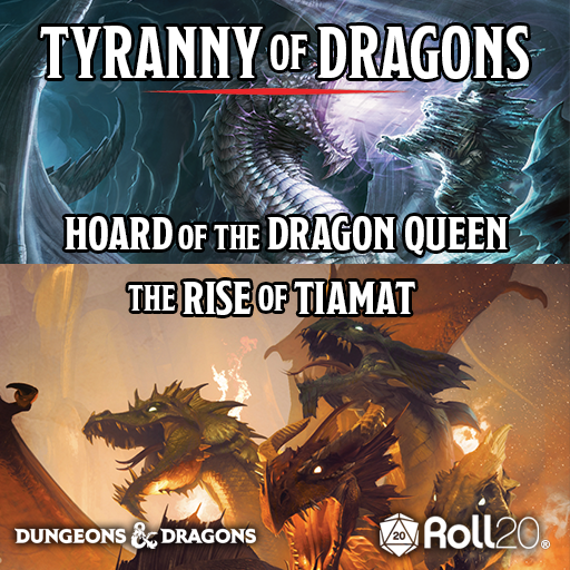Tyranny of Dragons Bundle