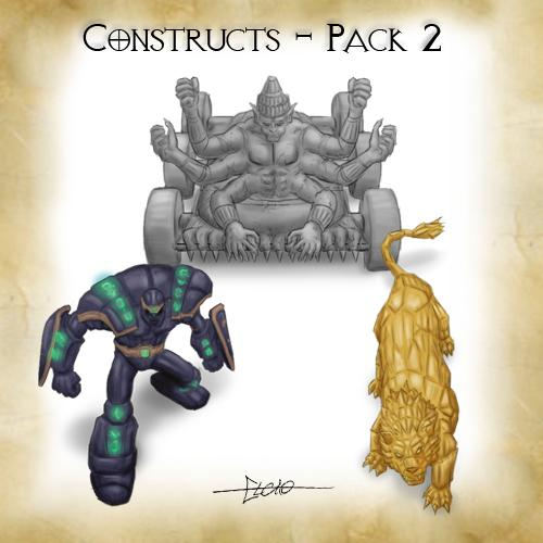 Constructs - Pack 2