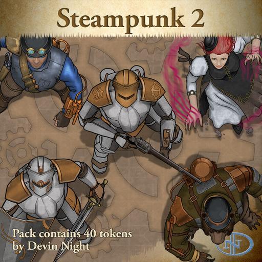 77 - Steampunk 2