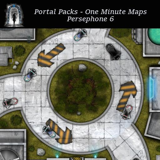 Portal Packs - One Minute Maps - Persephone 6