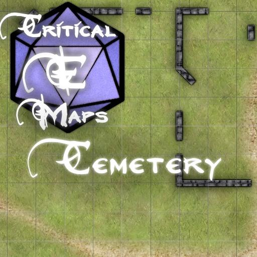Critical E Maps: Cemetery