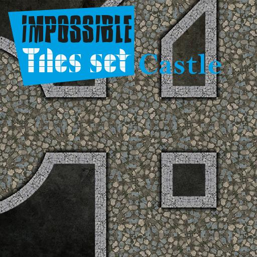 Impossibile Tiles Set: Castle
