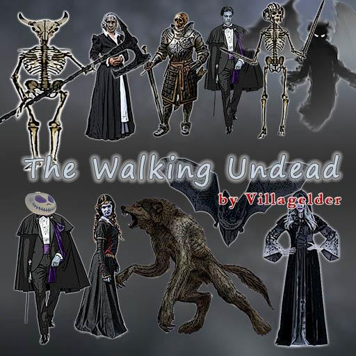 The Walking Undead