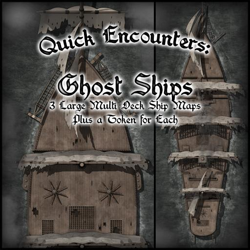 Quick Encounters: Ghost Ships
