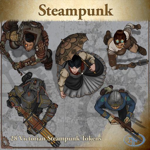 56 - Steampunk