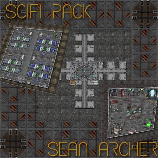 SCIFI Pack 02