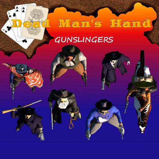 Dead Man's Hand - Gunslingers