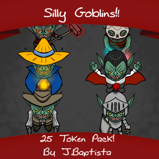 Silly Goblins!!