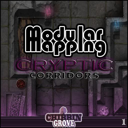 Chibbin Grove Modular Mapping Cryptic Corridors 1