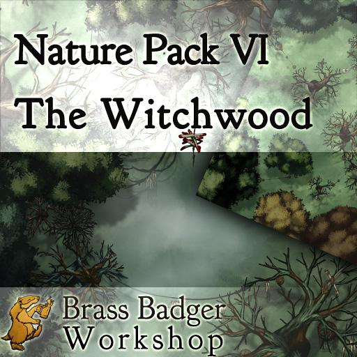 Nature Pack VI - The Witchwood