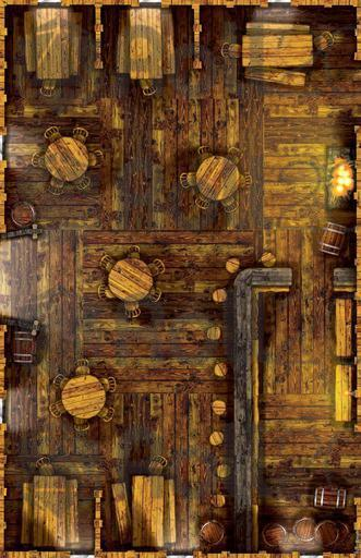 Arcknight Maps The Fireside Tavern Roll20 Marketplace