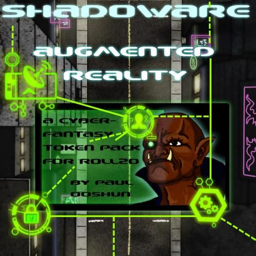 Shadoware - Augmented Reality