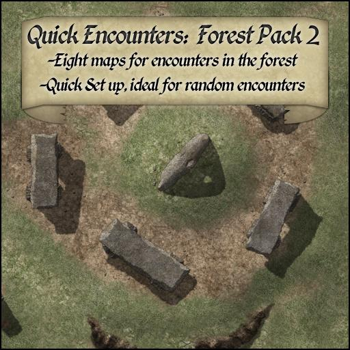 Quick Encounters: Forest Pack 2