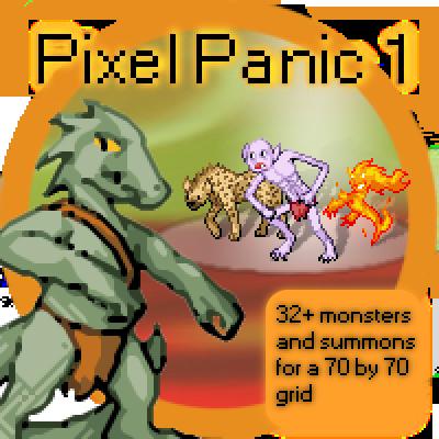 Pixel Panic 1