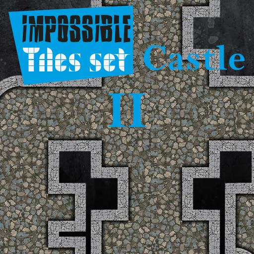 Impossible Tiles Set: Castle 2