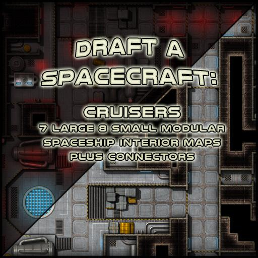 Draft A Spacecraft Cruiser