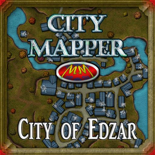 City Mapper Vol 4: City of Edzar