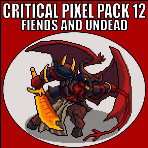 Critical Pixel Pack 12
