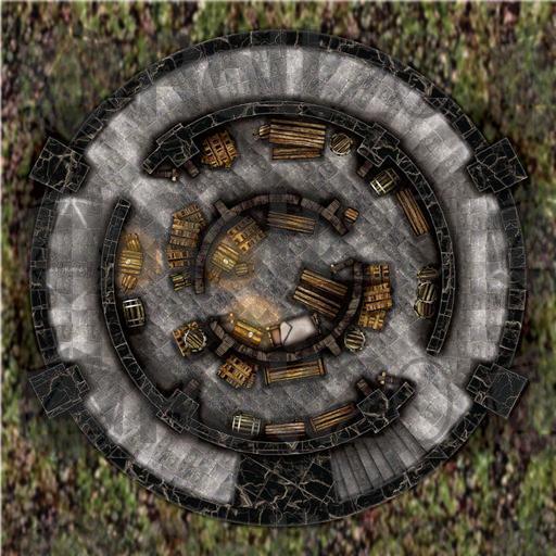 Roll20 Stone Dungeon Floor Diy Dungeon Tiles Roll20
