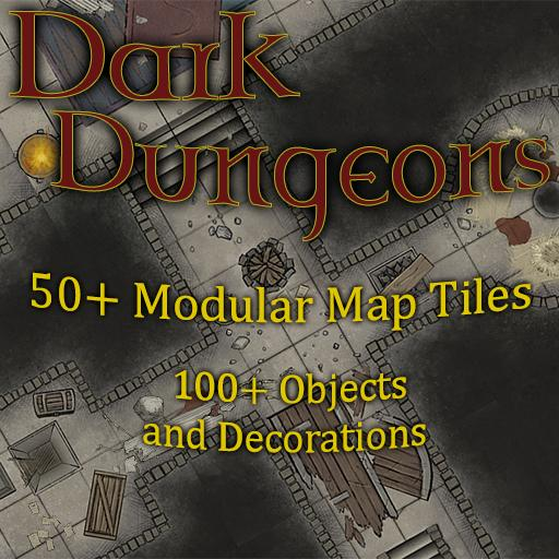 Dark Dungeons: Modular
