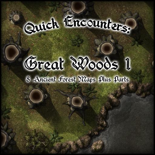 Quick Encounters: Great Woods 1