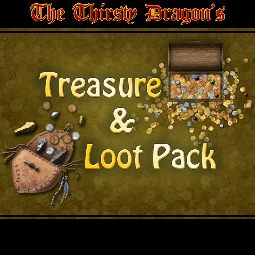 Treasure & Loot Pack