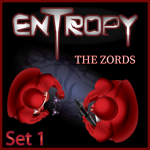 Entropy Sci-Fi Set 1: The Zords