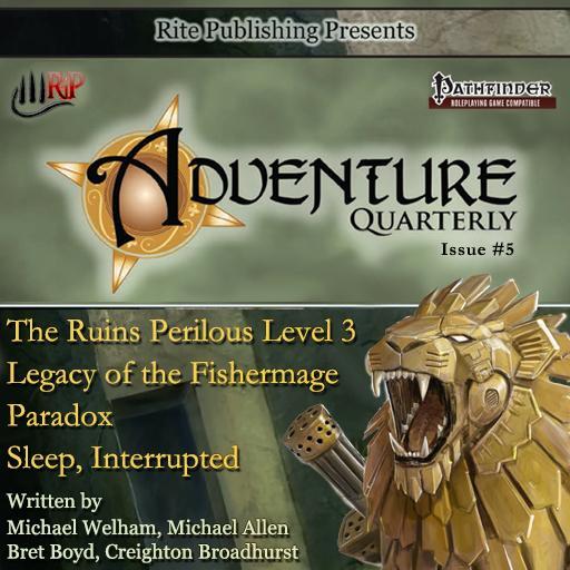 Adventure Quarterly #5