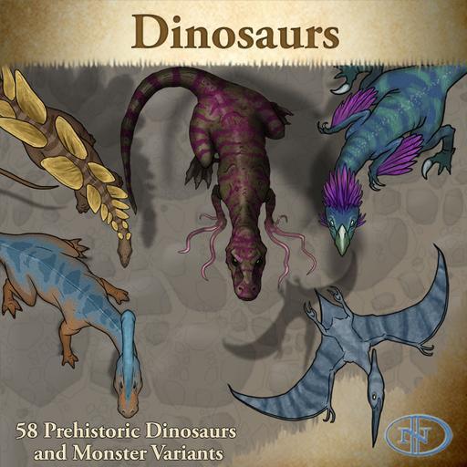 57 - Dinosaurs