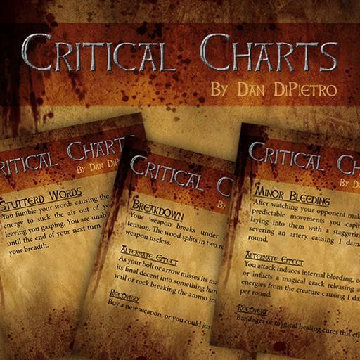 Critical Chart Decks