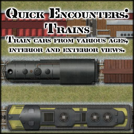 Quick Encounters: Trains