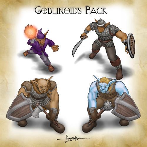 Goblinoids Pack