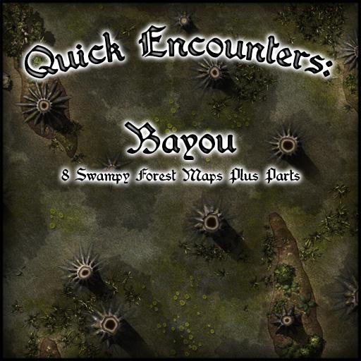 Quick Encounters: Bayou