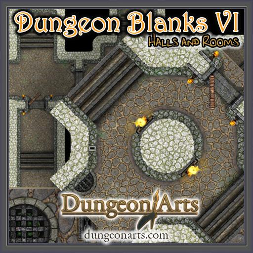 Dungeon Blanks 6