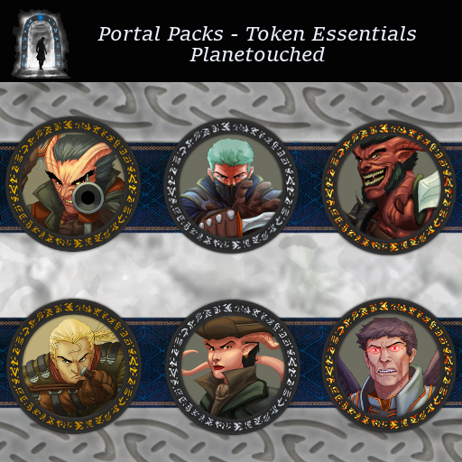 Portal Packs - Token Essentials - Planetouched