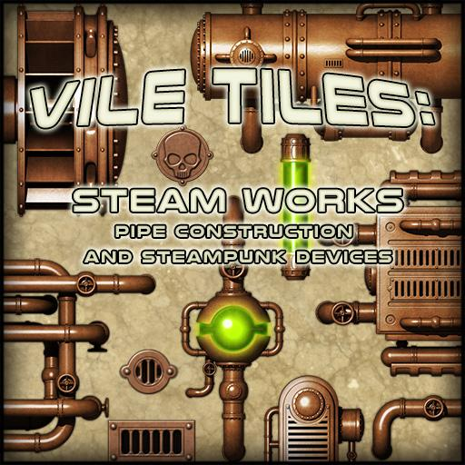 Vile Tiles: Steam Works