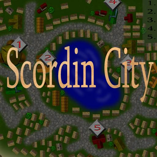 Scordin City Addon