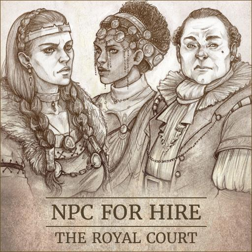 NPC For Hire - The Royal Court