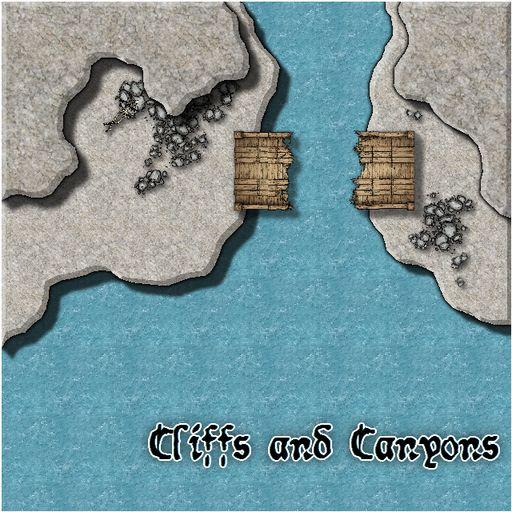 Cliffs and Canyons