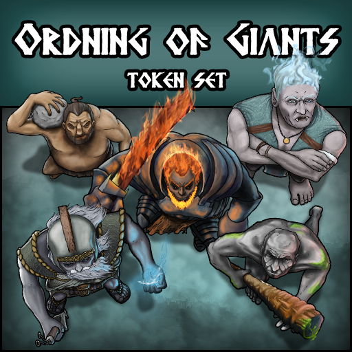Ordning of Giants