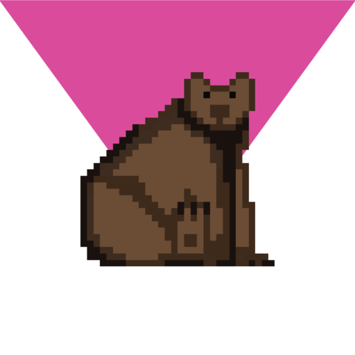 Retro Pixel Forest Creatures