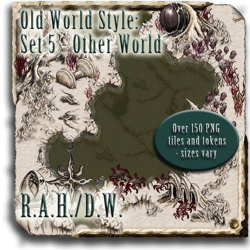 Old World Style: Set 5 - Other World