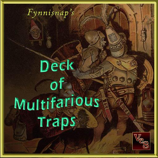 Deck of Multifarious Traps