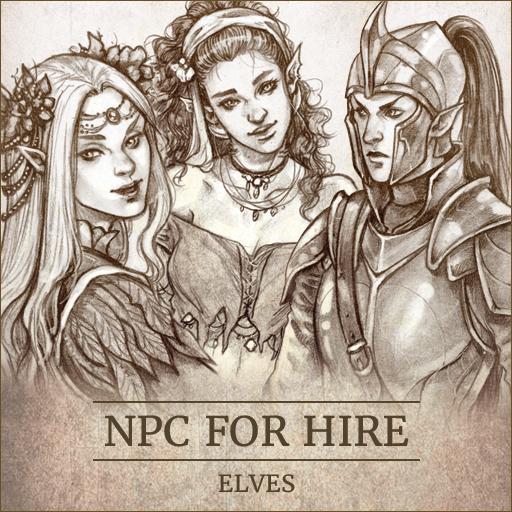 NPC For Hire - Elves